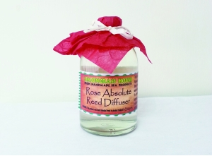 REED OIL DIFFUSER ROSE  120ML