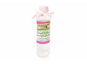 BUBBLE BATH ROYAL LOTUS 120ML